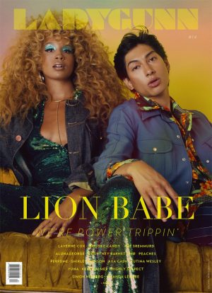 LADYGUNN #14 LION BABE– Digital