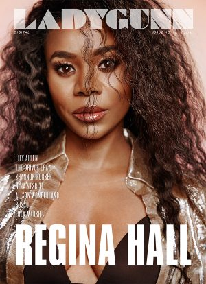 LADYGUNN #16.5 REGINA HALL- #DIGITAL
