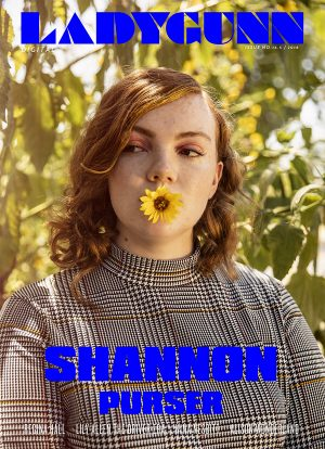 LADYGUNN #16.5 SHANNON PURSER #DIGITAL