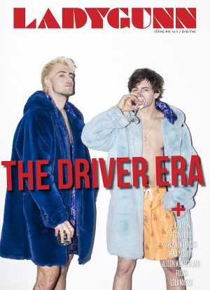 LADYGUNN #16.5 THE DRIVER ERA- #DIGITAL
