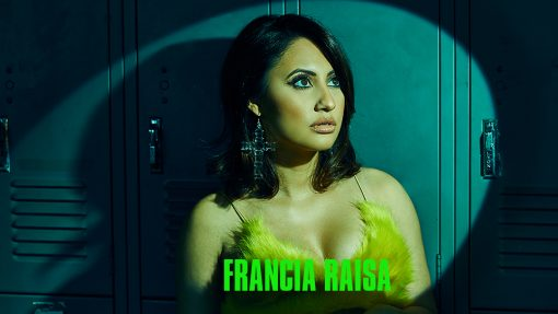 'GROWN-ISH' STAR FRANCIA RAISA ON HER 15 YEARS IN HOLLYWOOD: 'I KNOW THAT THIS IS WHAT I'M SUPPOSE TO BE DOING WITH MY LIFE.""