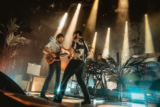 LIVE REVIEW: FOALS @ BROOKLYN STEEL