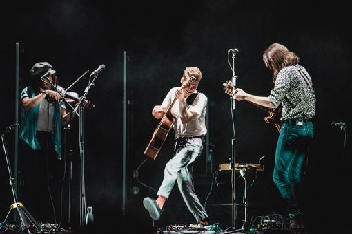 LIVE REVIEW: HUDSON TAYLOR @ THE BEACON THEATER