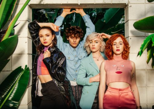 THE REGRETTES ARE THE POP-ROCK GIRL GANG WE NEED RIGHT NOW