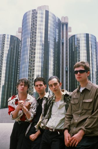 SOUNDS OF EMOTIONAL DISCORD WITH ICEAGE