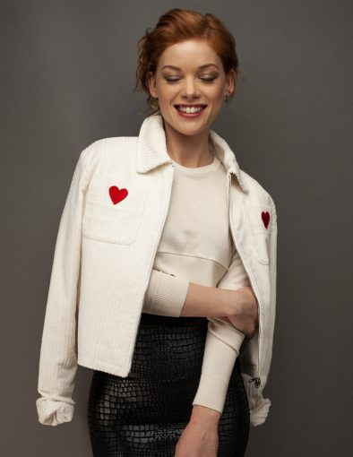 GETTING TO KNOW JANE LEVY
