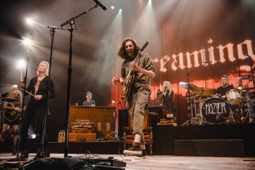 LIVE REVIEW: HOZIER AT HAMMERSTEIN BALLROOM