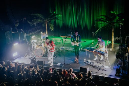 LIVE REVIEW: GLASS ANIMALS @ MUSIC HALL OF WILLIAMSBURG