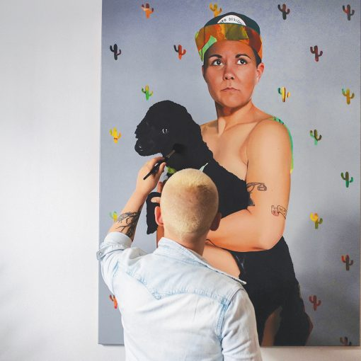 The Next Frontier For Women: The Art World