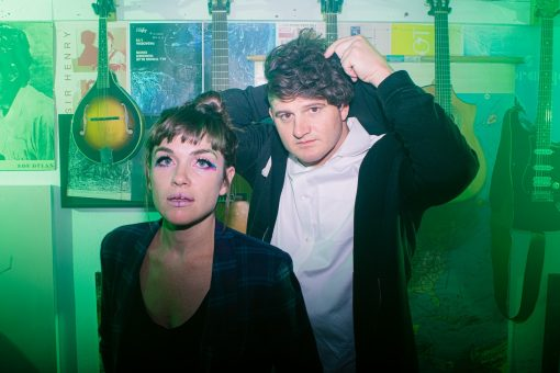 PASS THE MIC: FALL IN LOVE WITH HUSBAND AND WIFE DUO 'LOUD FOREST'