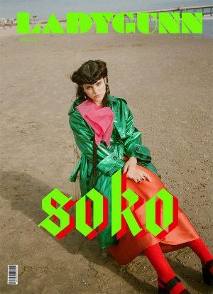 LADYGUNN #20 SOKO – PRINT