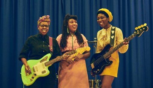 BIG JOANIE ARE ON A MISSION TO DECOLONIZE PUNK