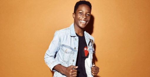 Rising Star Dante Brown Talks About His New Netflix Series And Upcoming EP