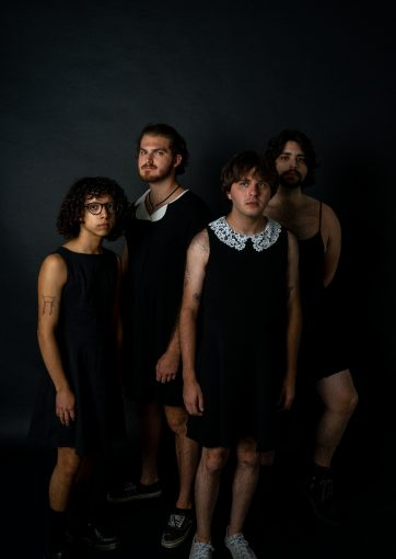 MEET MIAMI-BASED PSYCH-ROCK COLLECTIVE, MOLD!