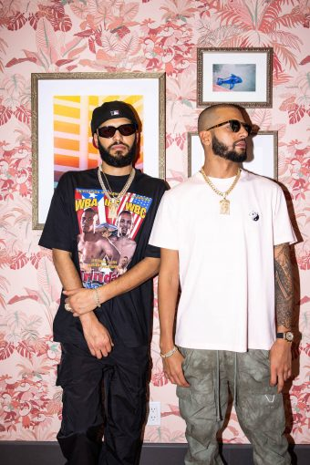 """THE MARTÍNEZ BROTHERS & FUEGO MERGE REGGAETON, HOUSE, AND EVEN SALSA IN """"P.A.P"""""""