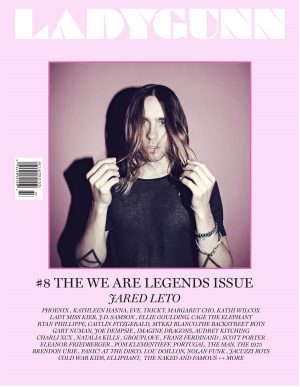 LADYGUNN #8 – The Legends Issue