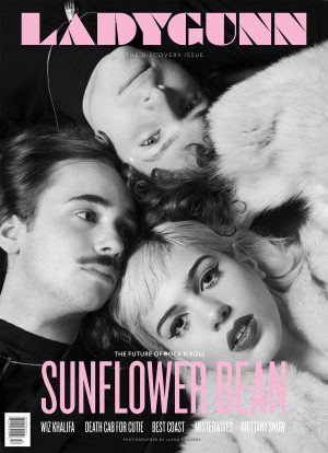 LADYGUNN #11 SUNFLOWER BEAN DIGITAL