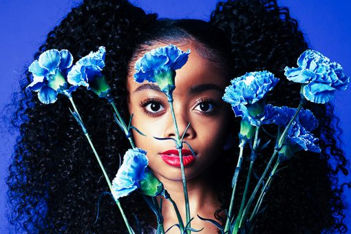 SKAI JACKSON: On Growing Up Hollywood, and Working Harder, Better, and Smarter.