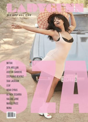 LADYGUNN #15 SZA – DIGITAL
