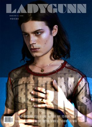 LADYGUNN #16 BØRNS – DIGITAL