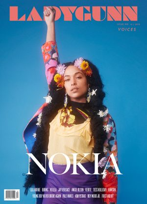 LADYGUNN #16 PRINCESS NOKIA – DIGITAL
