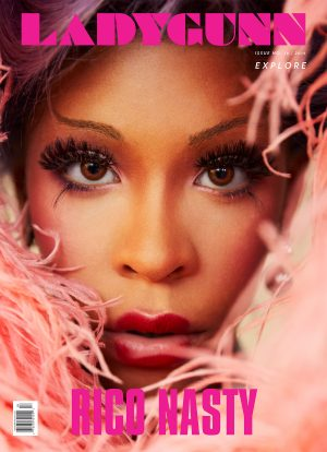 LADYGUNN #18 RICO NASTY – DIGITAL $5.99