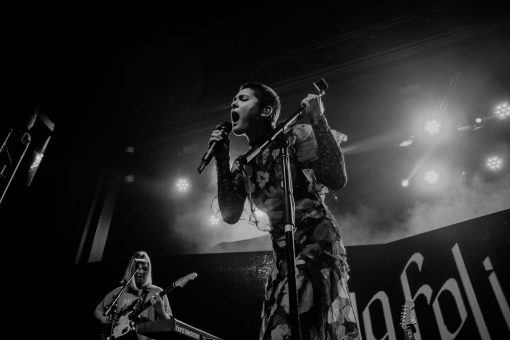 LIVE REVIEW: MIYA FOLICK & BISHOP BRIGGS @ WEBSTER HALL
