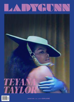 LADYGUNN #18 TEYANA TAYLOR – DIGITAL