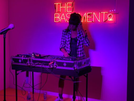 An evening of hip hop and fashion at the Basement Presented by Pabst Blue Ribbon