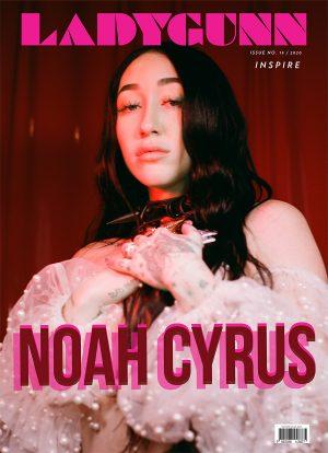 LADYGUNN #19 NOAH CYRUS – PRINT