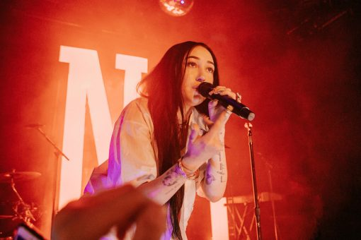 LIVE REVIEW: NOAH CYRUS @ WEBSTER HALL