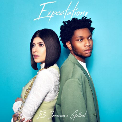 GALLANT AND ELLA DISCUSS SLOW BURN DUET 'EXPECTATIONS' [PASS THE MIC]