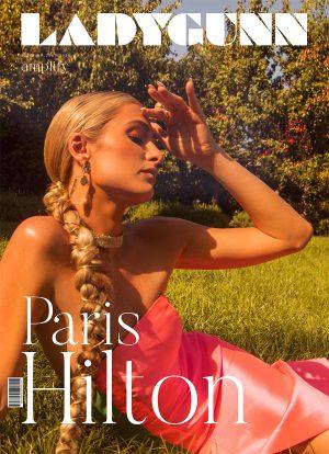 LADYGUNN #20 PARIS HILTON – PRINT
