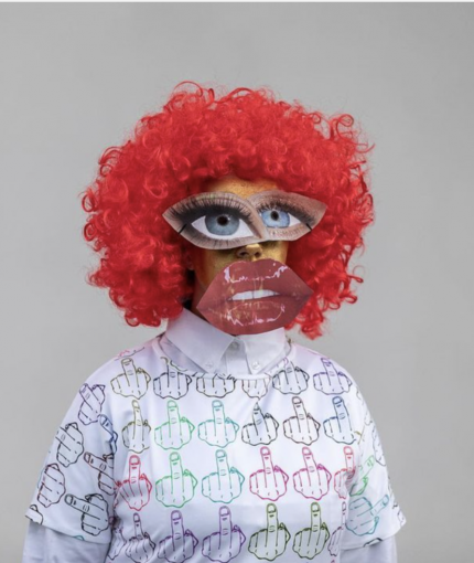 CUQUITA THE CUBAN DOLL CHALLENGES THE WHITE ART WORLD ELITE