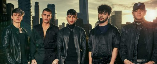 CNCO ON FIVE YEARS OF LATINXCELLENCE TOGETHER