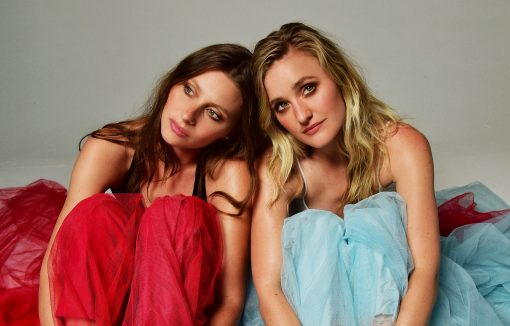 ALY AND AJ WANT YOU UP ON YOUR FEET