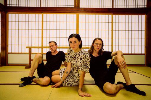 SHAED GOES PARABOLIC IN JAPAN